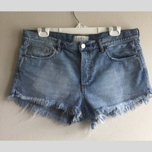 We The Free People Denim shorts, Relaxed Fit